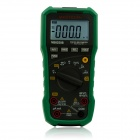 MASTECH MS8250B Handheld Smart Digital Multimeter w/ USB Communication Interface - Green