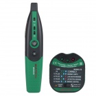 MASTECH MS5902 Circuit Breaker Finder / Socket Tester - Black + Green