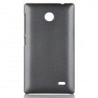 Protective PC Back Case for NOKIA X - Black