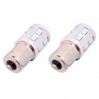 1156 11W 820lm 1-LED + 12 x SMD 5630 Car Signal / Brake Lamps (12V / 2 PCS)