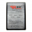 "RQ X7 2.5"" SATA III SSD - Black + Grey (256GB)"