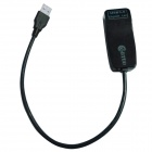Buy WBTUO USB 3.0 RJ45 10/100/1000Mbps Gigabit LAN Ethernet Network Adapter Card - Black