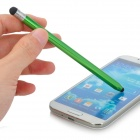 S-What Handy Universal Aluminum Alloy Stylus for Touch Screen Cellphone / Tablet PC - Green