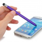 S-What Universal Aluminum Alloy Touch Stylus Pen for Cellphone - Purple