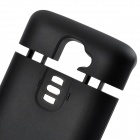 "JNF JNF-G2 External ""3800mAh"" Battery Back Case w/ Stand for LG G2 - Black + Silver"