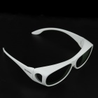 OUMILY Stylish Outdoor Sports Polarized Sunglasses - White