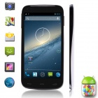 "BLUBOO X1 Quad-Core Android 4.2 WCDMA Bar Phone w/ 5.0"" IPS, GPS, Wi-Fi, FM, Bluetooth - White"