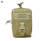 Universal Running Sports Waist Pockets - Khaki