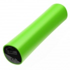COOMAX C4 2000mAh Mobile Power Source Bank for IPHONE + More - Green