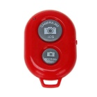EPGATE Selfie Wireless Bluetooth Remote Controller for iOS / Android Device - Red