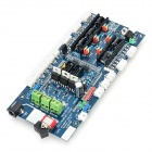 3D Printer Control Board DIY Compatible for Ultimaker PCB RAMPS Dual Print EW - Deep Blue