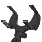 Rarview Universal Car Mount Holder Mirror Bracket Soporte para Teléfono / GPS - Negro