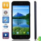 "Mijue M10C MTK6582 Quad-Core Android 4.2.2 WCDMA Bar Phone w/ 5.0"" IPS HD, OTG, 4GB ROM, GPS - Black"