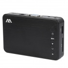 MP023 Mini 1080P Full HD Media Player w/ HDMI / USB / SD / AV / VGA - Black