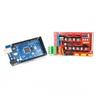 3D Printer 2560r3 + ramps1.4 Control Boards Kit - Blue + Red