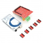 3D Printer 2560r3+ramps1.4 Control Boards Kit w/4988 Driver - Blue+Red