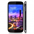 "KINGZONE S1 Capacitive Touch Screen Android 4.3 Bar Phone w/ 5.0"" / Bluetooth / GPS - Black"