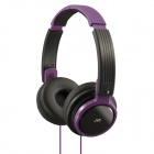 JVC HAS200V Riptidz High Quality Headphones (Violet)