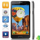 "MP-N9950 MTK6582 Quad-Core Android 4.2.2 WCDMA Bar Phone w/ 5.5"" IPS HD, 4GB ROM, GPS, FM - Black"