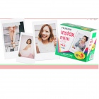 Genuine Fujifilm INSTAX MINI Pack Instant Film  (10 sheets per pack x 5 packs per box)