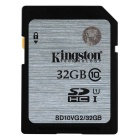 Kingston 32GB SDHC Class 10 UHS-I Flash Memory Card