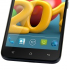 "A2000 MTK6582 Quad-Core Android 4.2.2 WCDMA Bar Phone w/ 5.0"" IPS HD, 4GB ROM, GPS, OTG - Black"