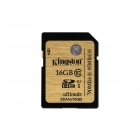 Kingston Digital 16GB SDHC Class 10 UHS-I Ultimate Flash Memory Card SDA10/16GB