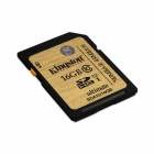 Kingston ultimata SDHC 16GB UHS-I klass 10 läs: 90mb / s SDA10 / 16GB