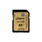 Kingston Digital 32GB SDHC Class 10 UHS-I Ultimate Flash Memory Card SDA10/32GB
