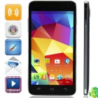 "SESONN N9700 MTK6582 Quad-Core Android 4.2.2 WCDMA Bar Phone w/ 5.0"" IPS, OTG, FM, 4GB ROM, GPS"