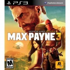 PS3 Max Payne 3 Video Game - PlayStation 3