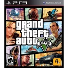 PS3 Grand Theft Auto V GTA 5 Video Game- Playstation 3