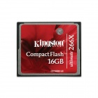 Kingston 16GB Ultimate 266x CompactFlash Memory Card CF/16GB-U2