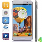 "MP-N9950 MTK6582 Quad-Core Android 4.2.2 WCDMA Bar Phone w/ 5.5"" IPS HD, 4GB ROM, GPS, FM - White"