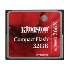 Kingston 32GB Ultimate 266x CompactFlash Memory Card CF/32GB-U2