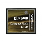 Kingston 32GB Ultimate 600x CompactFlash Memory Card CF/32GB-U3