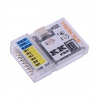 Version1.0 KK Pro Flight Controller for Multi-Rotor Flight - White + Black