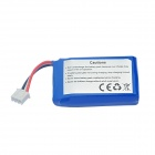 Walkera 7.4V 800mAh Battery for DEVO F7 FPV Transmitter - Sapphire Blue
