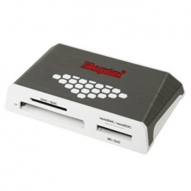 Kingston Digital USB 3.0 Hi-Speed Media Reader (FCR-HS4)