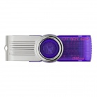 Kingston Digital 32GB DataTraveler 101 G2 USB 2.0 Drive Purple DT101G2/32GB