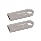 Kingston Digital 8GB DataTraveler SE9 USB 2.0 Drives DTSE9H/8GB (2PCS)