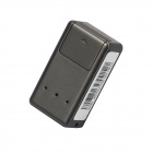 Mini Multi-Functional GSM Position Personal Tracker - Noir