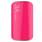 LASSIE L2 2000mAh Mobile Power Source Bank for IPHONE / Samsung + More - Red