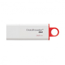 Kingston Digital DTIG4/32GB DataTraveler Red