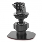 GP112 180 Degree 3M Stickers Windshield Dashboard Mount with Tripod Adapter for Gopro Hero HD 3+/3/2