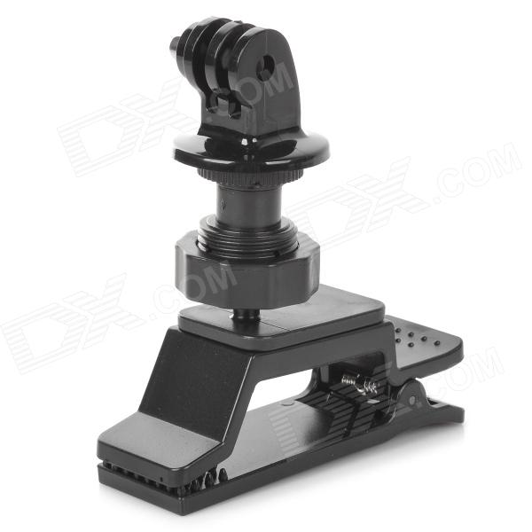 GP111 Car Sun Visor Mount Adapter with Tripod Mount for Gopro Hero 4/ 3+/3/2