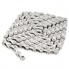 Z90 Replacement 9-Speed Stainless Steel Bicycle Chain - Silver Grey