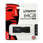 Kingston Digital DT100G3/64GB DataTraveler