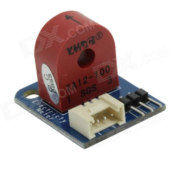 Itead 3-Pin AC Current Transformer Current Sensor Module for Arduino - (0~5A) free shipping band shell 0 5a ac current sensor to detect the full range of linear output delay