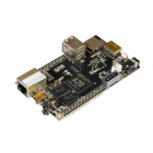 Waveshare WE02 Cubieboard 2 Dual Core Developer placa w / 1 GB DDR3 / saída HDMI 1080pHD - preto